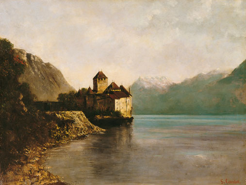 Le Chateau De Chillon