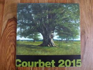 Le calendrier Courbet 2015