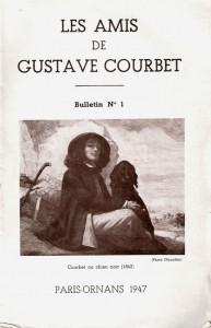 Les amis de Gustave Courbet