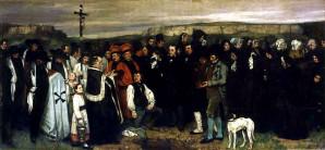 enterrement ornans
