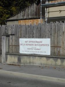 XX ème anniversaire de la semaine des Copistes