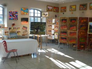 salles du Musée Courbet 1
