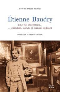 Étienne Baudry, Une vie charentaise