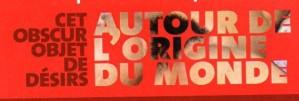 L'Origine du monde de retour à Ornans - Institut Gustave ...